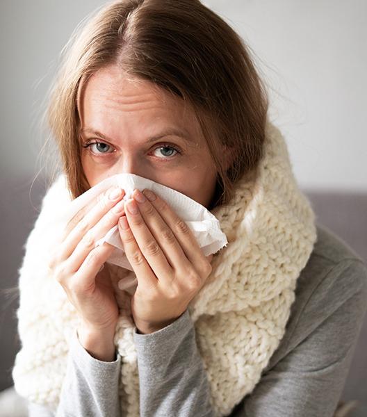 rhinitis runny nose houston