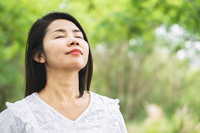 Breathing after Immunotherapy
