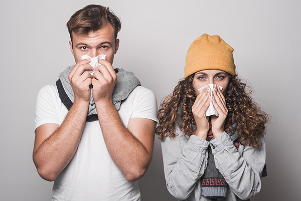 stuffy nose nasal congestion relief houston